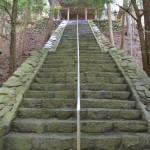 蘭宇氣白神社付近(松阪市柚原町)