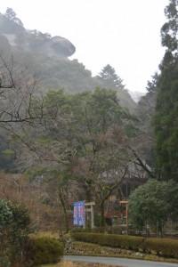 伊勢山上 飯福田寺 岩屋本堂の奉拝(松阪市飯福田町)