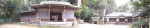竹原神社(津市美杉町竹原)