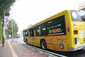 ピカチュウ電気バス(三重交通)