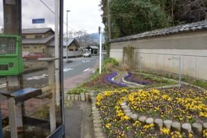 宮崎お花畑(岡本一丁目交差点付近)