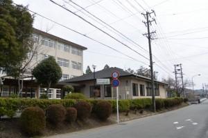 松阪市立大江中学校