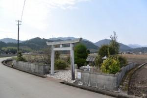 小久保神社(松阪市小片野町)