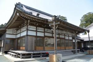 立雲寺(多気町片野)