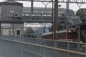 近鉄志摩線 白木駅