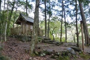 水戸神神社(度会郡大紀町滝原)