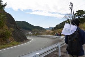 大滝峡〜鈴木牧之ゆかりの地