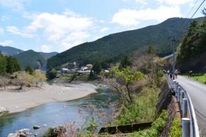 大内山川(藤ヶ野)