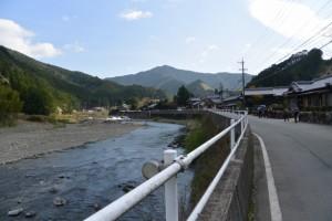 大内山川(笠木橋~JR紀勢本線 一の谷踏切)