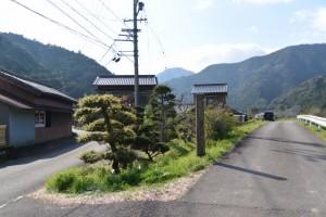 熊野古道伊勢路(国道42号との分岐〜国昌寺)