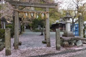 三瀬谷神社(多気郡大台町佐原)