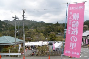 横輪桜まつり(横輪公民館)