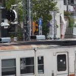 JR参宮線の列車の屋根は真っ黒?