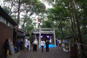 九鬼岩倉神社、鍬形祭(鳥羽市岩倉町)