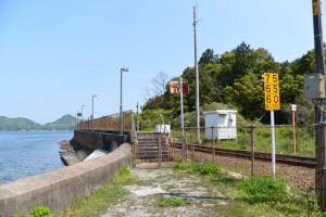JR参宮線 池の浦シーサイド駅