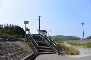 JR参宮線 松下駅