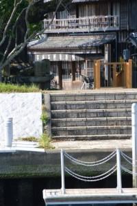 「川の駅 二軒茶屋」と二軒茶屋餅