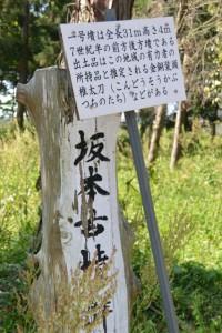 坂本古墳群(明和町坂本)