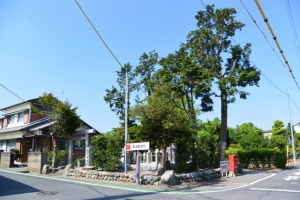 粟須美神社(明和町馬之上)