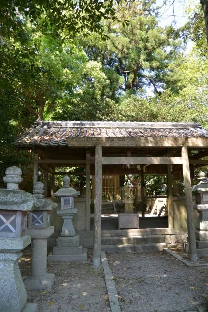 麻續神社(明和町中海) – 神宮巡々2