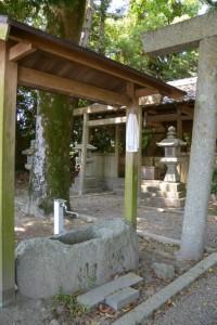 麻續神社(明和町中海)
