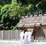 神御衣奉織作業(神麻続機殿神社)