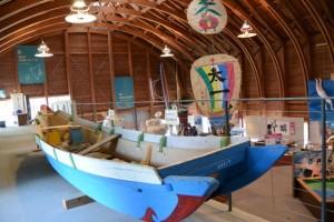 展示A棟(海の博物館)