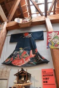 えびすさんは大漁の神様(海の博物館)
