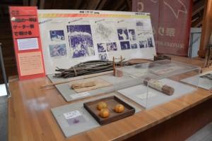 神島の一年はゲーター祭で明ける(海の博物館)