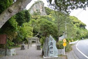 浦神社(鳥羽市浦村町)