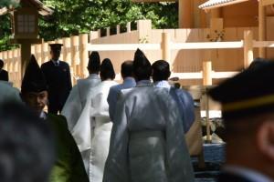 倭姫宮 春の大祭