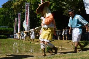 御田植祭 神田祭(猿田彦神社)