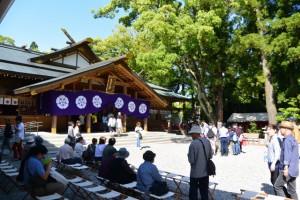 御田植祭 豊年踊り(猿田彦神社)