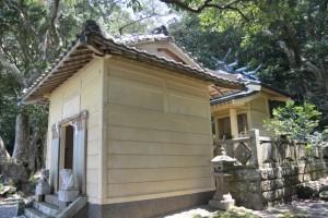 阿古師神社(熊野市甫母町)