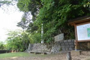 波田須神社付近(熊野市波田須町)