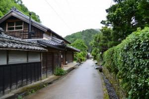 多気宿(伊勢本街道)