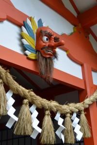 北畠神社(津市美杉町上多気)