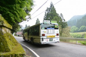 SANCO 瑞穂 バスのりば付近
