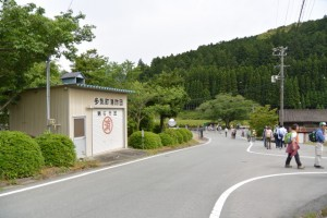 県道429号(佐原勢和松阪線)、多気町消防団第6分団