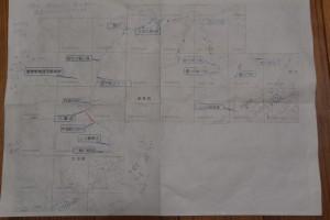 「清流宮川の支流を歩こう! 濁川界隈散策(多気町)」のマップ