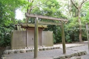 草奈伎神社(豊受大神宮 摂社)