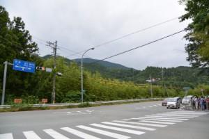 川口交差点(県道22号)