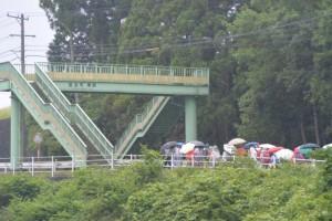 度会町栗原 歩道橋(県道22号)