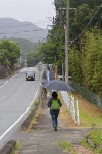 栗原橋〜度会町ふるさと歴史館入口の交差点(県道22号)