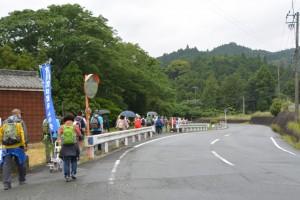 SANCO フリー内野 バスのりば〜古川橋(県道22号)