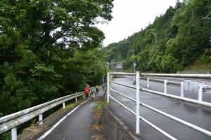 天祥橋付近(県道22号)
