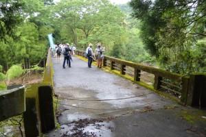 旧天祥橋(一之瀬川)