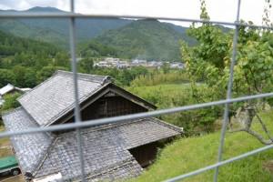 火打石への分岐〜慈眼寺(度会町火打石)
