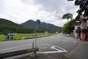 SANCO 川口 バスのりば付近(県道22号)