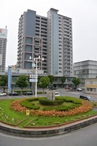 桑名駅 東口駅前